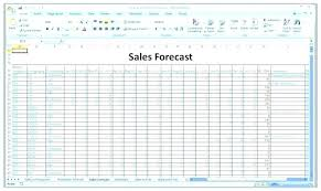 Forecast Budget Template Budget Projection Template Business Budget Forecast Template