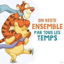 Winnie the Pooh - On reste ensemble par tous les temps