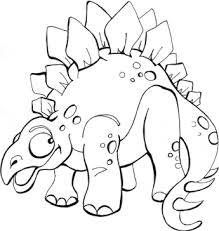 Small Picture Dinosaurs coloring pages free printable dinosaur coloring page
