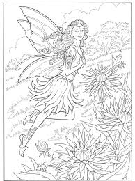 Small Picture 210 best Fairy coloring sheets images on Pinterest Coloring