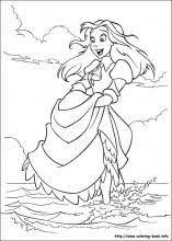 Small Picture Tarzan coloring pages on Coloring Bookinfo