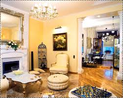 2013 Home Decor Trends Gold Leaf Metallic Finish Design Trends Living Room Hotel Lobby