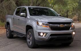 2016 Chevrolet Colorado: The big boys welcomed it as family ...