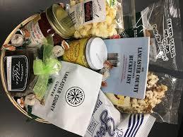 lancaster county bucket list gift basket