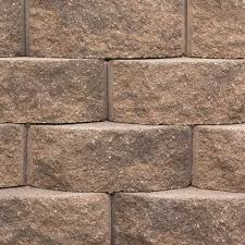 black brick retaining wall novocom top