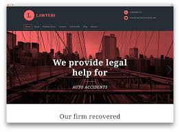 Law Office Design Ideas Enchanting 48 Best Lawyer WordPress Themes For Law Firms And Attorneys 48