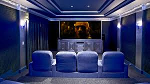 interior design for home theatre