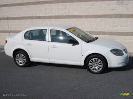 2009 Summit White Chevrolet Cobalt LS Sedan #17331117 | GTCarLot ...