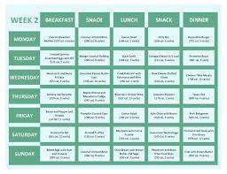 Ketogenic Meal Plans 2300 Calories Week 2 Ketogenic