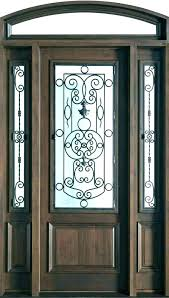 door inserts stained glass front r inserts phenomenal replace the clear l net winsome leaded images