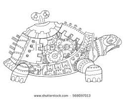 Small Picture Tortoise Color Stock Images Royalty Free Images Vectors