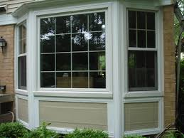 Bay Window Styles Exterior Vinyl Siding  Bay Window - Exterior vinyl siding