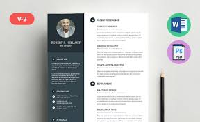 Resume Template Docx 12 Ingenious Ways You Can Do With Grad Kaštela