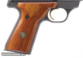 Browning Serial Number Chart Browning Challenger Pistol Serial Number