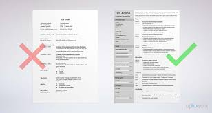 Resume Sample Resume Forr Service Examples Google Objective Good