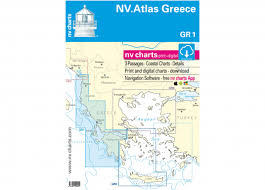 Norway Nautical Charts Download Atlas Greece Gr1 Ionian Islands Peloponnese To Albania