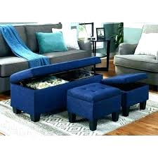 light blue ottoman. Blue Storage Ottoman Light Mesmerizing Dark R