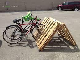 diy outdoor bike storage ideas luxury 40 awesome bike rack pallet images zone idea of