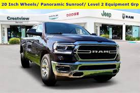 NEW 2019 RAM 1500 BIG HORN / LONE STAR CREW CAB 4X4 6'4