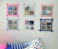 wall decor without nails how to hang frames without nails sofa cope creative ways pictures hooks