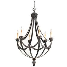 image of wrought iron chandeliers vermont