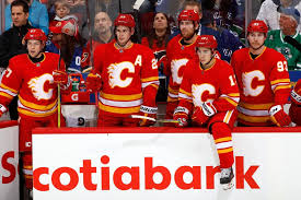 Analyzing The Calgary Flames 2019 20 Depth Chart The Athletic