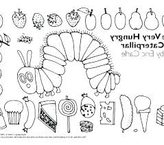 Caterpillar Coloring Pages Coloring Page Caterpillar Animals