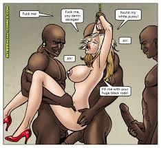 African Adventures part 3 at X Sex Comics