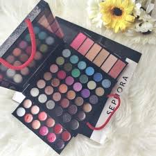ping bag makeup palette sephora haul what shereen loves