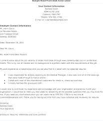 Medical Front Office Cover Letter Best Receptionist Resume Ever