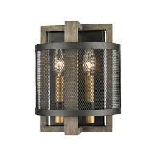 farmhouse candle wall sconces candle