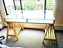 ikea glass desk glass desk top glass desk tops flowers black home design ideas table tops ikea glass desk black glass top