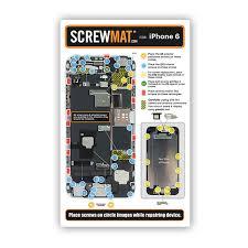 Iphone 6 Screw Size Chart