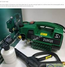 Máy rửa xe Zukui S5 - 3000W - Có chỉnh áp lực