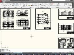 Курсовой проект по Архитектуре гражданских зданий х этажный  чертеж Курсовой проект по