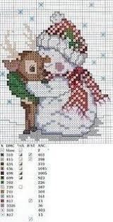 Free Christmas Cross Stitch Patterns Found On