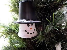 the office ornaments. Recycled K-Cup Snowman Ornament The Office Ornaments U