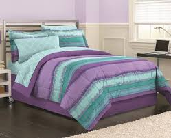 green and purple comforter 12 photos