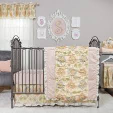 trend lab waverly rosewater glam baby nursery crib bedding choose 3 4 5 6 pc set