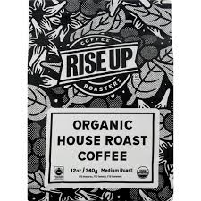 3001, 101 e doveris st, easton, md 21601, usa. Save On Rise Up Coffee Roasters House Roast Medium Coffee Organic Ground Order Online Delivery Giant