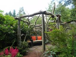 baby nursery remarkable rustic garden ideas this pergola represents the wood element photo taken on