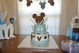 Babyshower Disney Baby Boy  Babyshower Cakes  Pinterest  Disney Baby Mickey Baby Shower Cakes