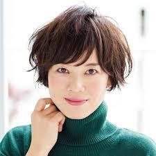 40代髪型 ショートに関する記事 Happy Plus Oneハピプラワン
