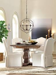 hardware dining table exclusive: aldridge round dining table kitchen nook great price with similar look to restoration hardware