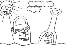 Small Picture Free Spring Summer Coloring Pages from Craft Elf