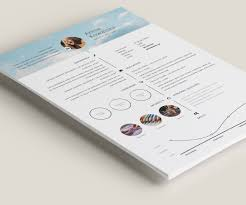 40 Creative Resume Templates You Ll Want To Steal In 2017