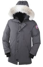 Canada Goose Men s Chateau Parka Sale Grey