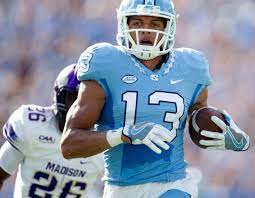 UNC football | UNC WR Mack Hollins lost for season | Raleigh News & Observer