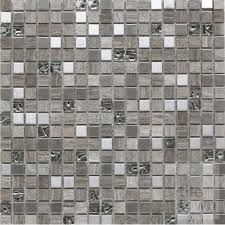 g300134 cedar grey mix mosaic tile