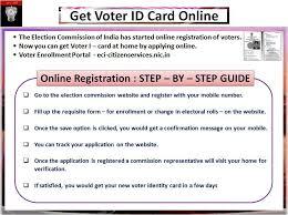 Get Online – Card Consumer Id Resources Voter